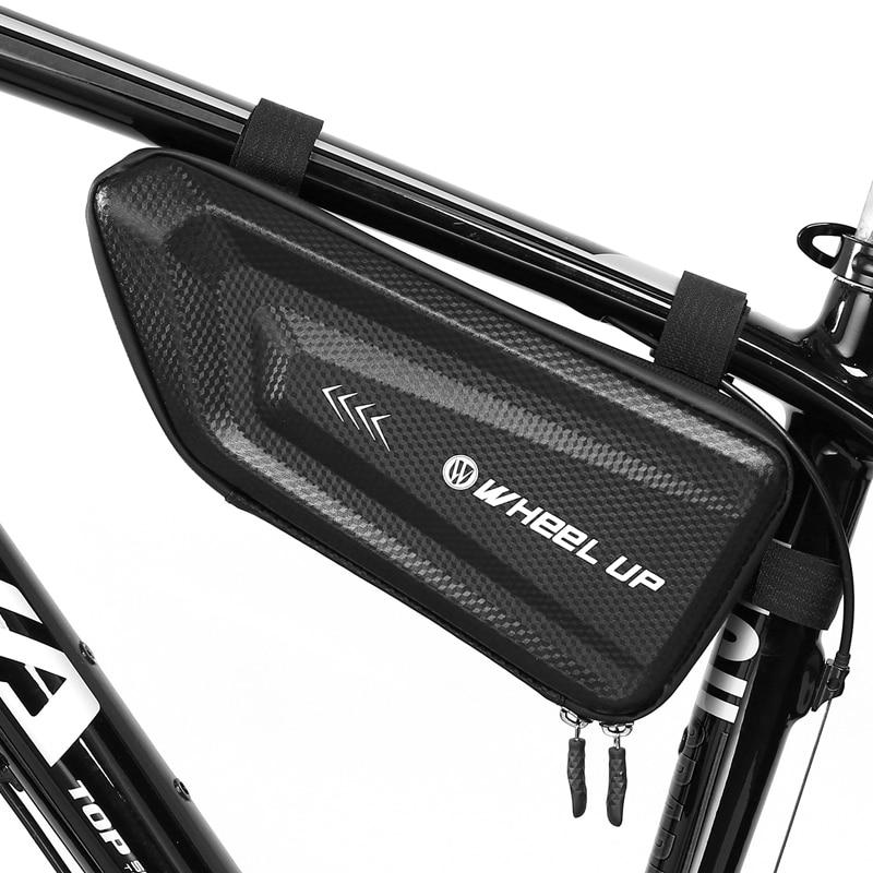 2020 1.5л Водонепроницаемая велосипедная сумка MTB аксессуары Передняя труба рама треугольная велосипедная сумка мужская молния переносная ве...