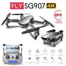 Neue SG901 SG907 GPS RC Quadcopter mit Wifi FPV 1080P 4K HD Dual Kamera Optischen Fluss Drone Folgen mich Mini Eders VS SG106 E502S