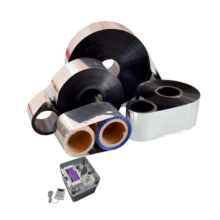 wax/resin type tto ribbons for markem for Markem Videojet Linx Domino thermal transfer overprinter