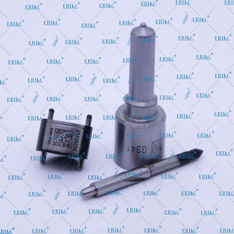 Erikc 7135-583 kits de reparo da válvula de controle de injeção g374 + 9308-625c para ssangyong embr00301d 6710170121 a6710170121