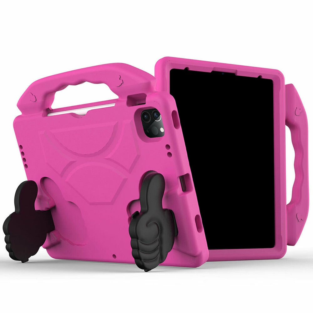 Case 4 Case Cover A2324 iPad 2020 A2316 Air for Kids Stand Handle EVA Tablet Safe