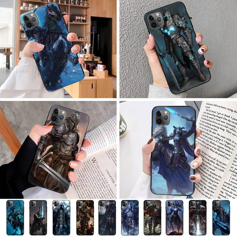 Funda de teléfono a la moda para Iphone 11 Pro 5 6 7 8 11 Pro Max Xr Xs plusoficial de calidad