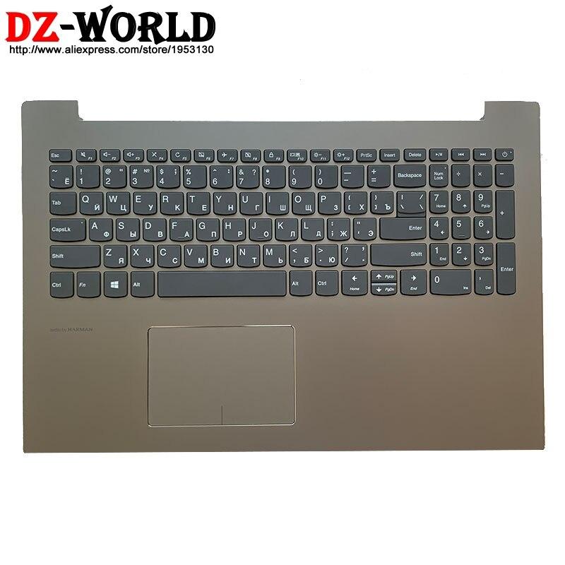 Nueva carcasa Original C cubierta superior con reposamanos con teclado ruso RU Touchpad para Lenovo Ideapad 520-15IKB Laptop 5CB0N98862