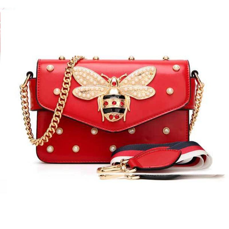 2020 Bag Women Messenger Bags Little Bee Hand Bags Crossbody Bags for Ladies Shoulder Bags Handbags Women Famous Brands