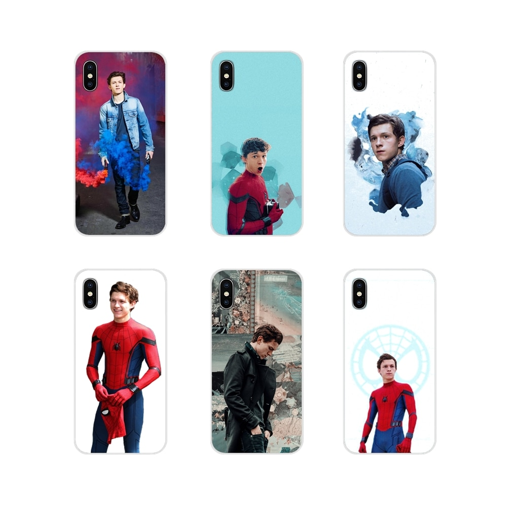 Accessories Phone Shell Covers For Samsung Galaxy A3 A5 A7 A9 A8 Star A6 Plus 2018 2015 2016 2017 Tom Holland