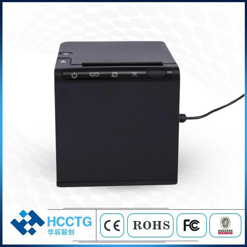 China 300 mm/s velocidad Lan Usb puerto serie 80MM Bluetooth Wifi Pos impresora de recibos térmicos POS80B