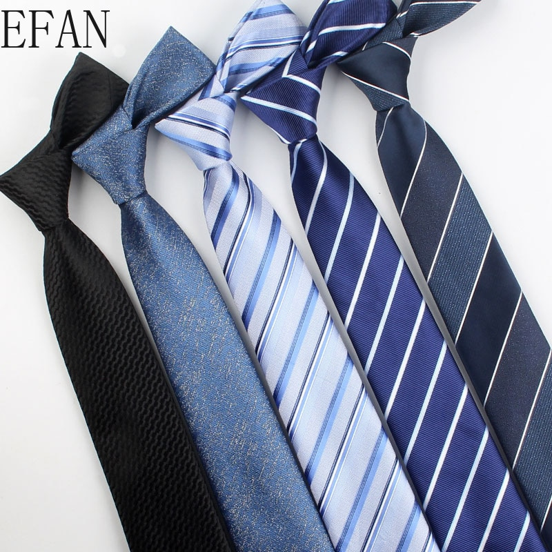 Men Ties Fashion Striped Neckties for Wedding Business 7cm Widtch Classic Necktie Jacquard Woven Tie Men Cravat Neck Ties недорого