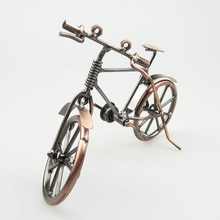 Featured Tourist Souvenirs Bicycle Models Iron Crafts Retro Home Decoration Ornaments