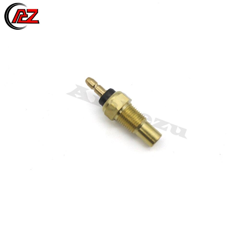 ACZ 18 мм воды датчик температуры воды термостат переключатель вентилятора радиатора для Yamaha R1 RZ250 YP250 FZX750 YZF750 FZR1000 TZR250