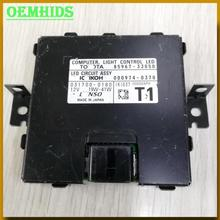 OEMHIDS-ballast OEM 85967 33050   Original, contrôle de lumière dordinateur 85967-33050 Circuit de 000974-0370-031700 T1