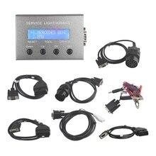 Voiture universelle 10 en 1 Service lumière et Airbag réinitialiser outil OBD2 Multi véhicule outil de Diagnostic