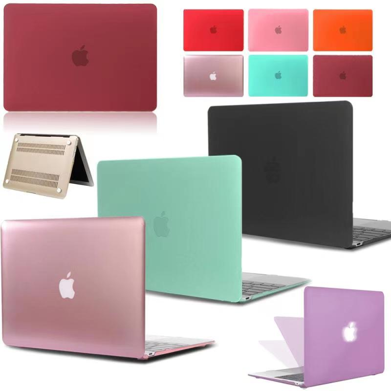 Case for Apple Macbook M1 Air Chip Pro Retina 11/12/13/15/16 Inch Laptop Shell, 2020 Touch Bar Air/Pro Laptop Cover