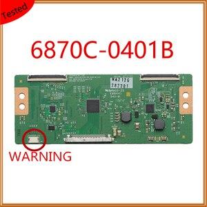 6870C-0401B T-con Board For LG TV Professional Test Board LG TV Card Display Equipment 6870C0401B T Con Board 6870C 0401B