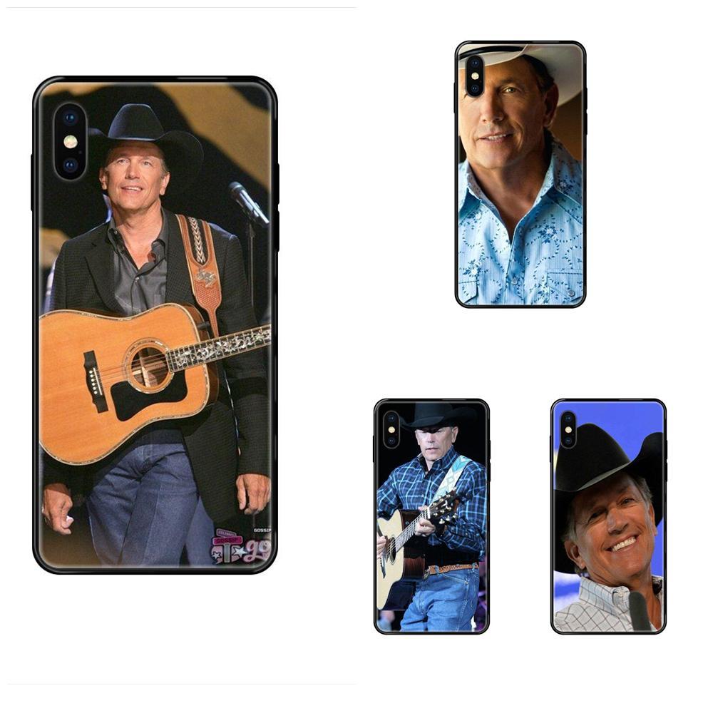 George Harvey Strait American Music For Samsung Galaxy Note 4 8 9 10 20 Plus Pro Ultra J6 J7 J8 M30s M80s 2017 2018