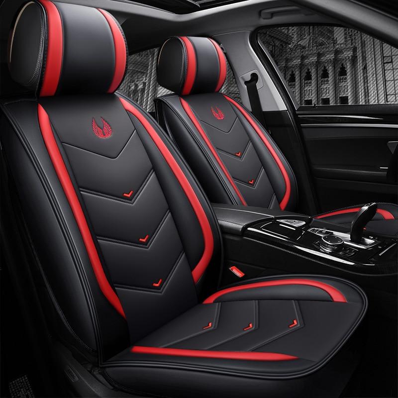 Автомобильные чехлы для сидений Автомобильные аксессуары для Brilliance Faw V5, Byd F3, Changan Cs35, Chery Tiggo 3 T11, Chrysler 300c