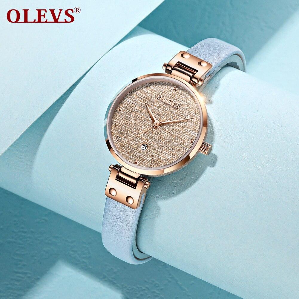 애플워치 스트랩 Women's wristwatch reloj hombre Ladies Simple Fashion Quartz Watches Bracelet Mesh Women Watch montre homme relogio hot