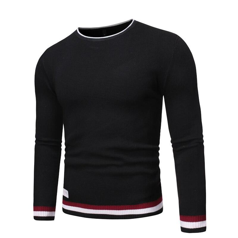 Высококачественные брендовые Футболки с длинным рукавом, Круглые футболки для мужчин, повседневные топы, одежда