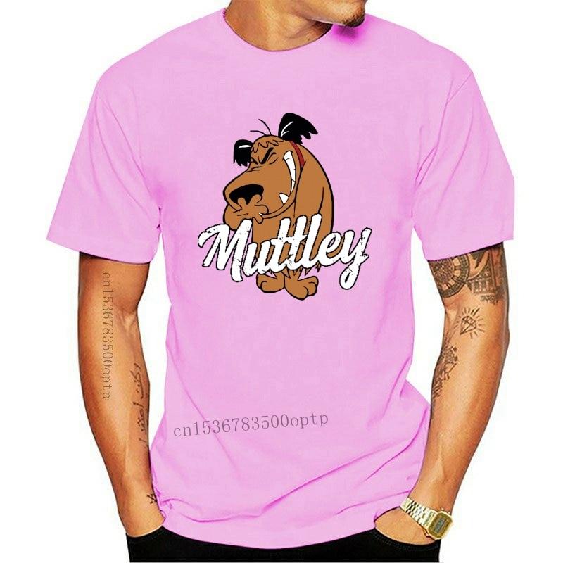 Camiseta de Muttley 1 para hombre, camiseta de Penelope pit stop