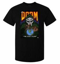Mf Doom The Illest Villain Art Mens T Shirt Size S - 3Xl Retro O Neck Tee Shirt
