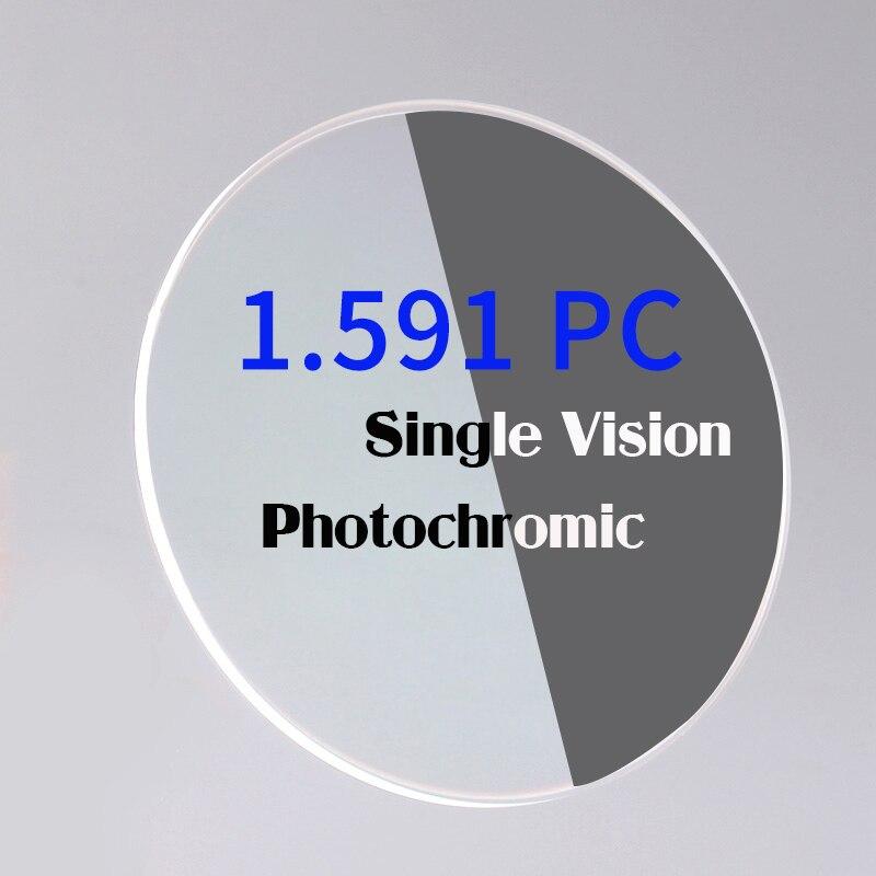 1.591 قطعة العدسات البصرية أحادية الرؤية العدسات البولي والعدسات اللونية وصفة طبية