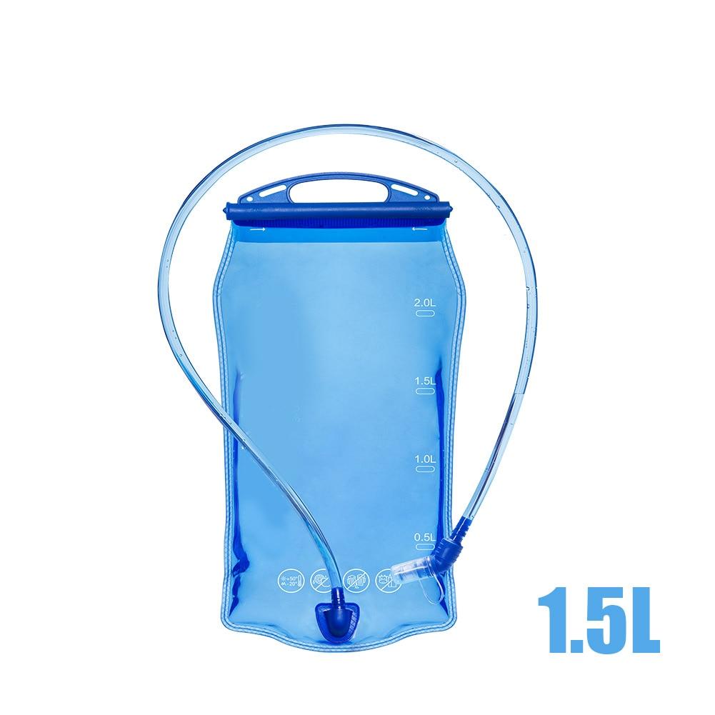 ¡Oferta! Bolsa de agua de TPU plegable con pajita desmontable para deportes al aire libre