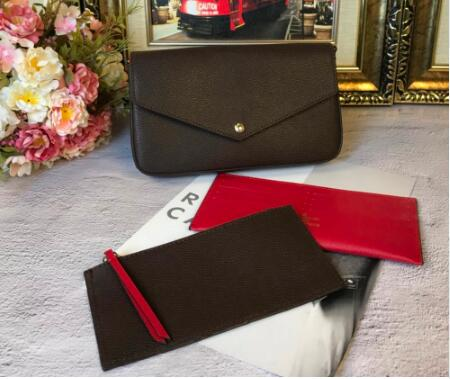 2020 WOXK Genuine Leather AAA new speedy bag fashion European and American retro envelopes chain ch