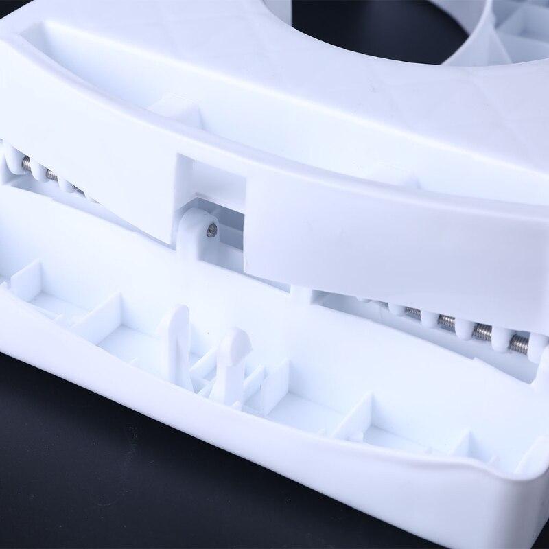 حمام قابل للطي الكبار الأطفال عدم الانزلاق البلاستيك القرفصاء عموم مع 6.7 ''كرسي مرحاض وخطوة البراز F62A