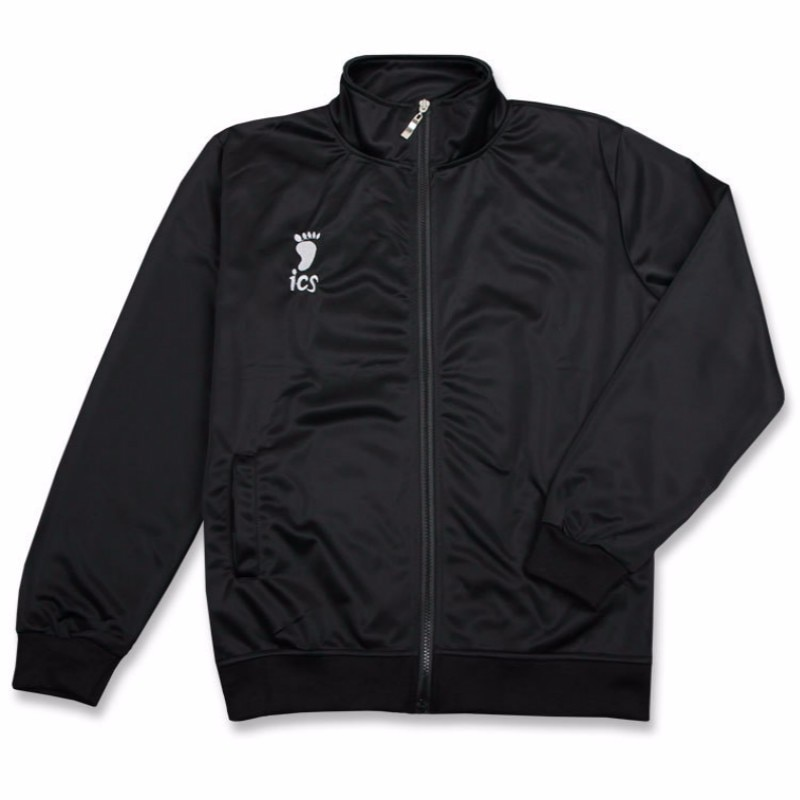 Anime disfraz Haikyuu chaqueta Haikyuu negro ropa deportiva Karasuno alto voleibol escolar Club uniforme trajes abrigo