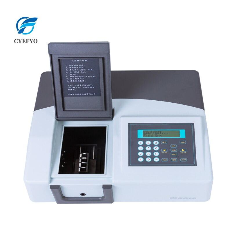 Цена Nanodrop Портативный недорогой спектрофотометр для тестирования красителей
