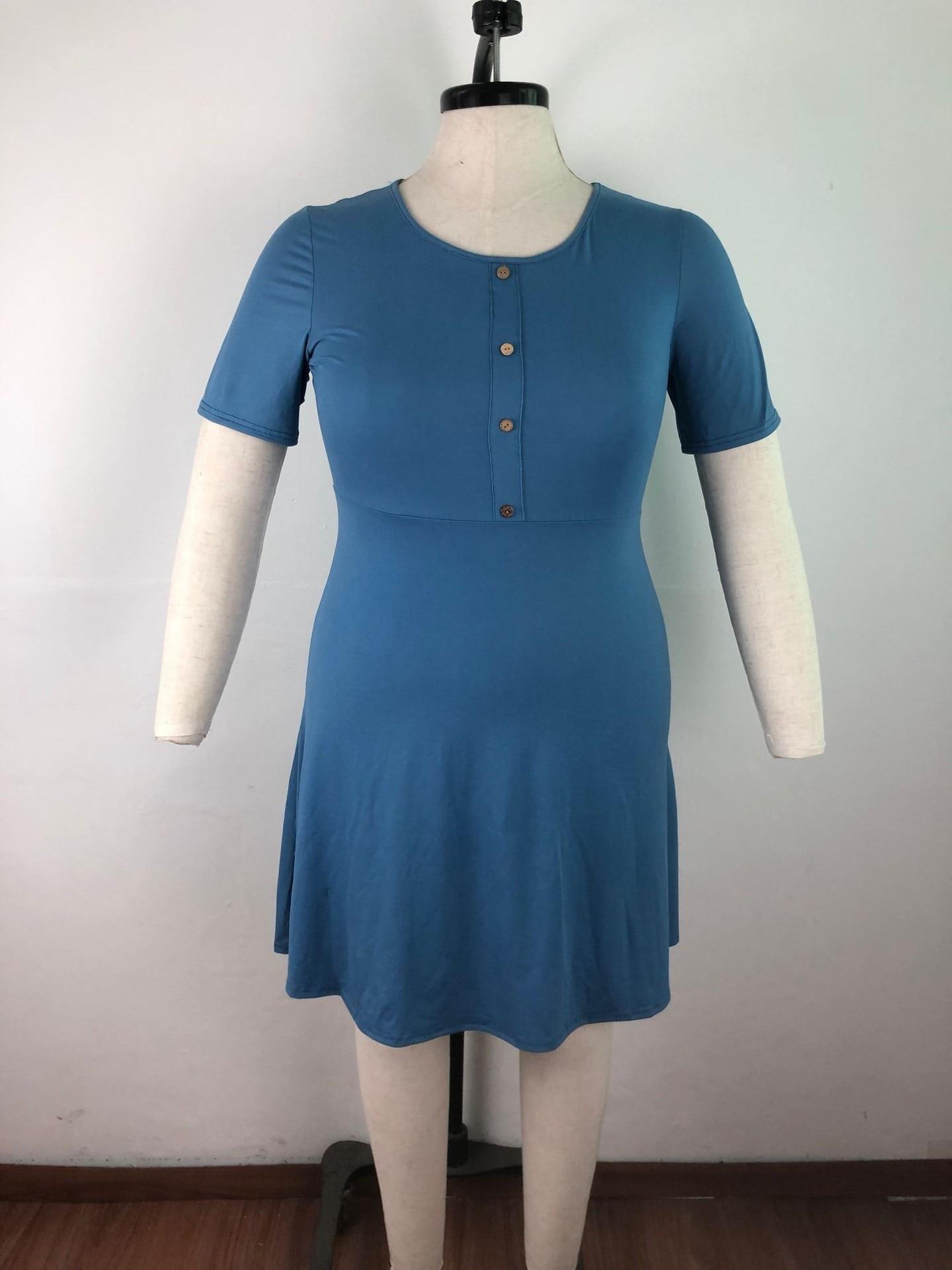 Plus Size Summer Clothes Women Oversized Dresses 5xl 4xl 3xl Black Pink Plus Size Jurken Plus Rozmiar Sukienki Dames Kleding