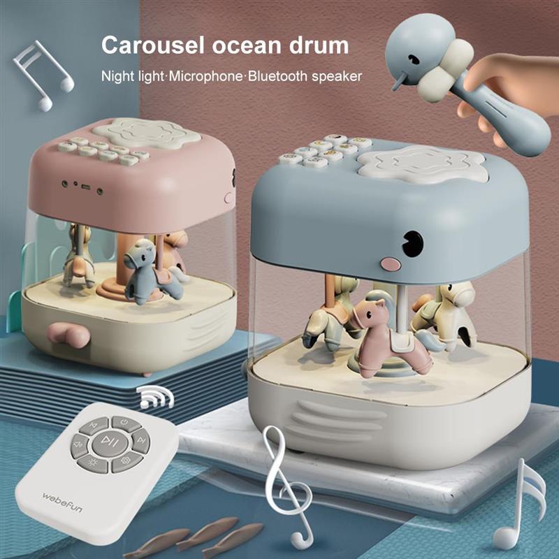 Детские музыкальные игрушки Детский барабан обучающая детская игрушка Музыкальный барабан Детские обучающие игрушки для мальчиков и дево...