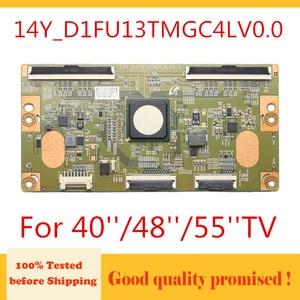 14Y_D1FU13TMGC4LV0.0 Tcon Board 40 / 48 / 55 Inch TV  Logic Board 14Y_D1FU13TMGC4LV0.0  Original Equipment 40'' 48'' 55'' TV