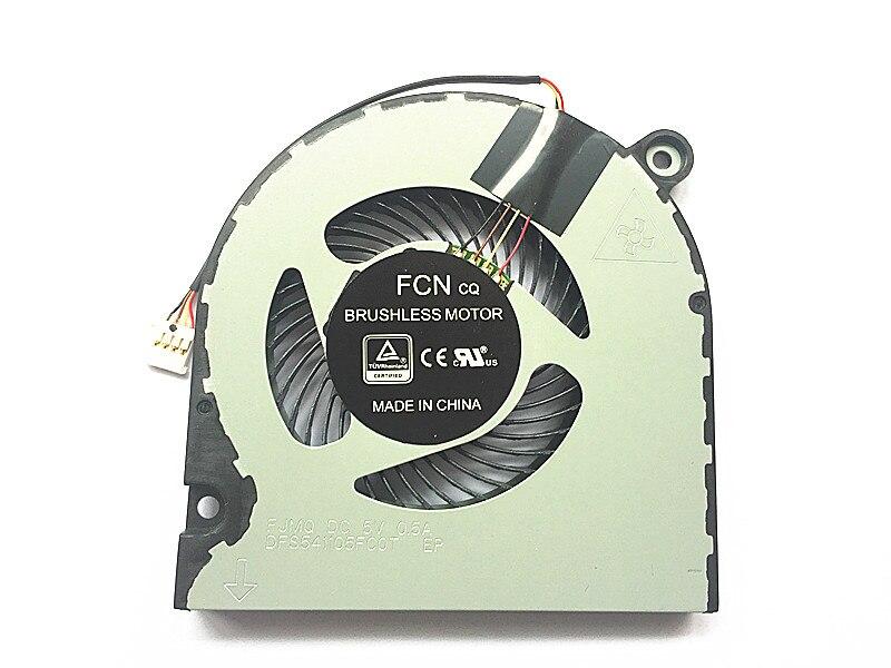 SSEA Новый охлаждающий вентилятор для ноутбука Acer Aspire 3 A314-31 A314-32 A315-21