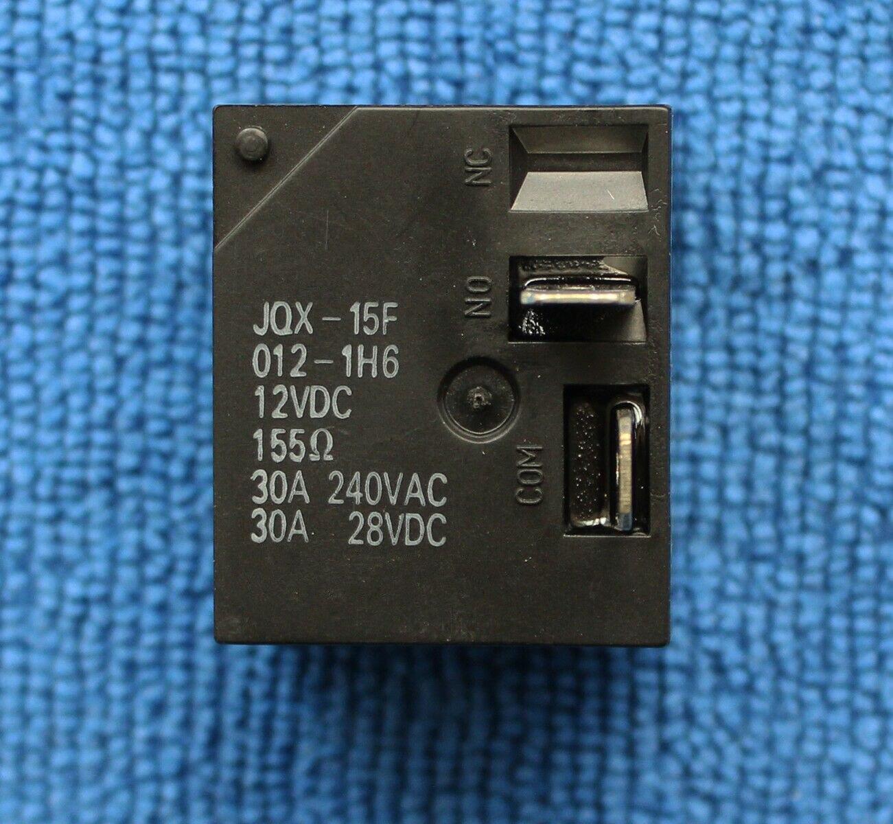 1 pcs/lot JQX-15F 012-1H6 12VDC 30A Relais 4PIN