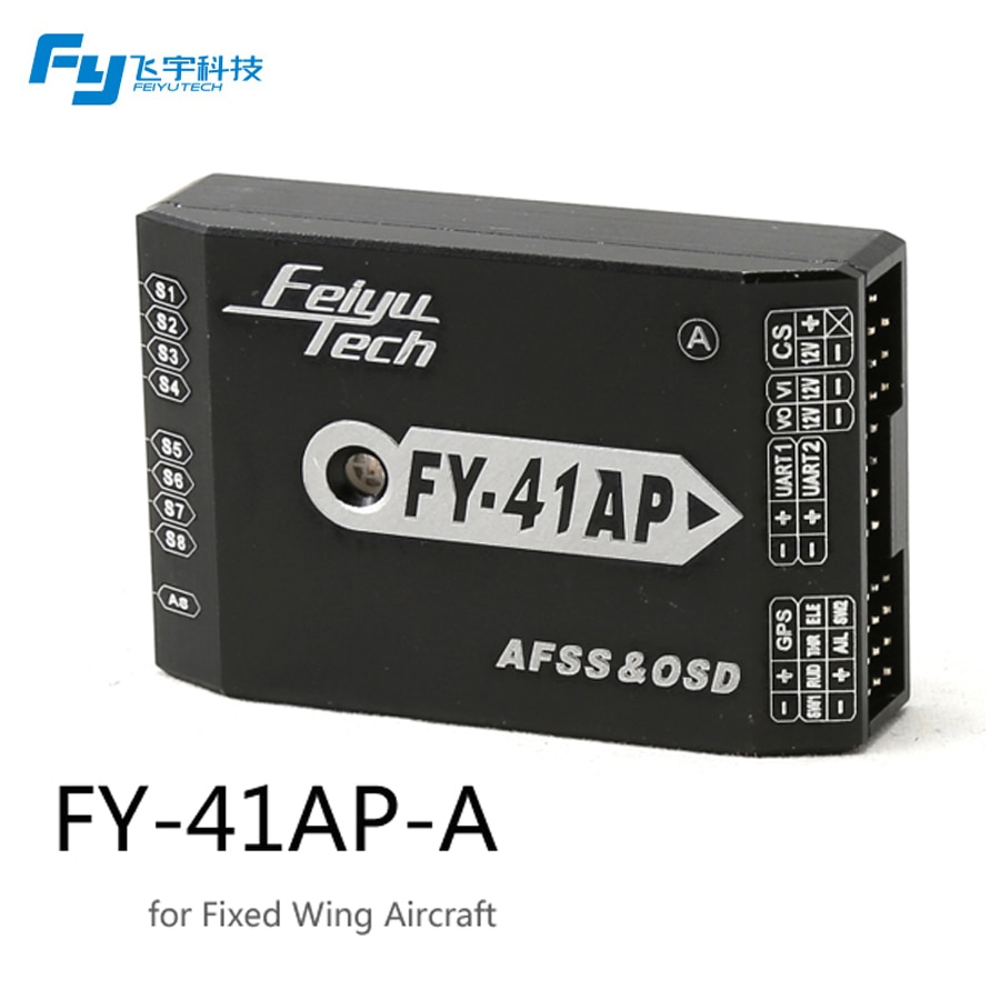 Feiyu FY 41AP A integrate with OSD module RC Autopilot system airplane stabilizer for FPV UAV RC par