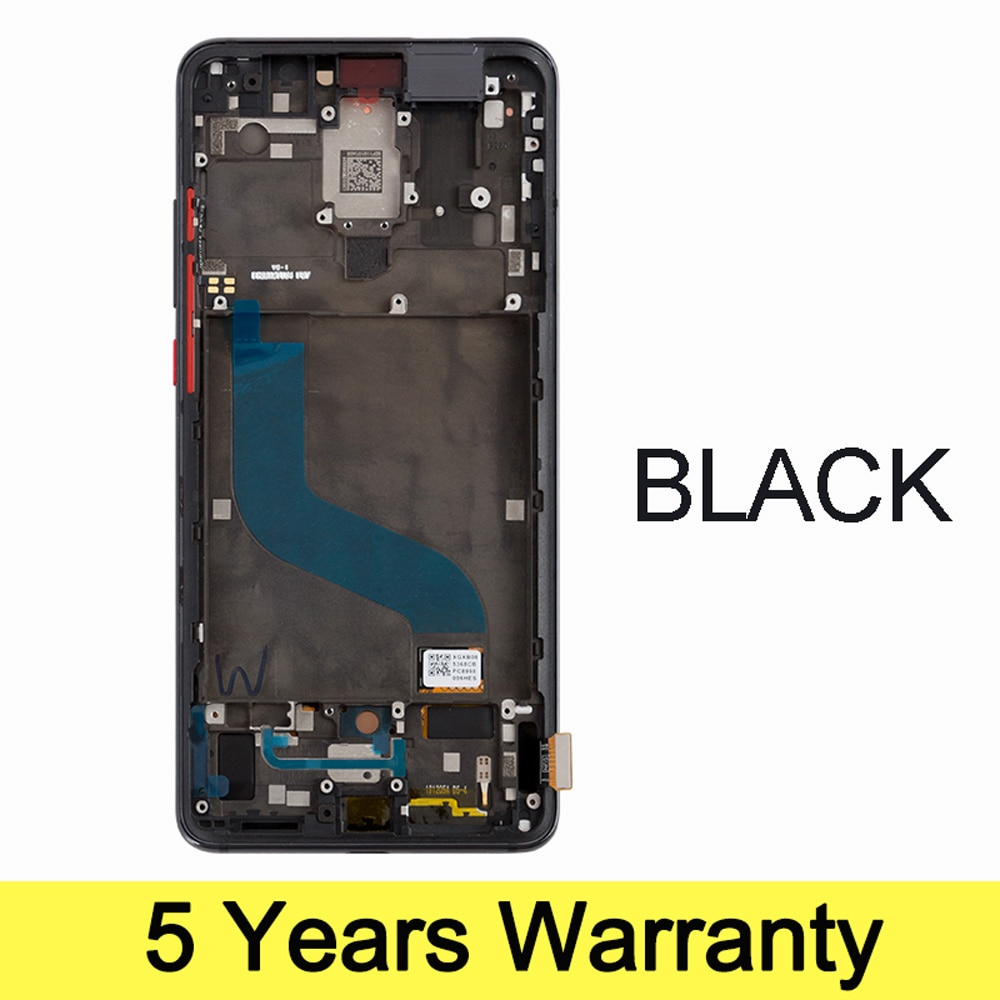 6.39 Inch Amoled Display For XiaoMi Mi 9T LCD With Frame for Redmi K20 Pro Lcd 5 Touch Screen Digitizer Assembly enlarge