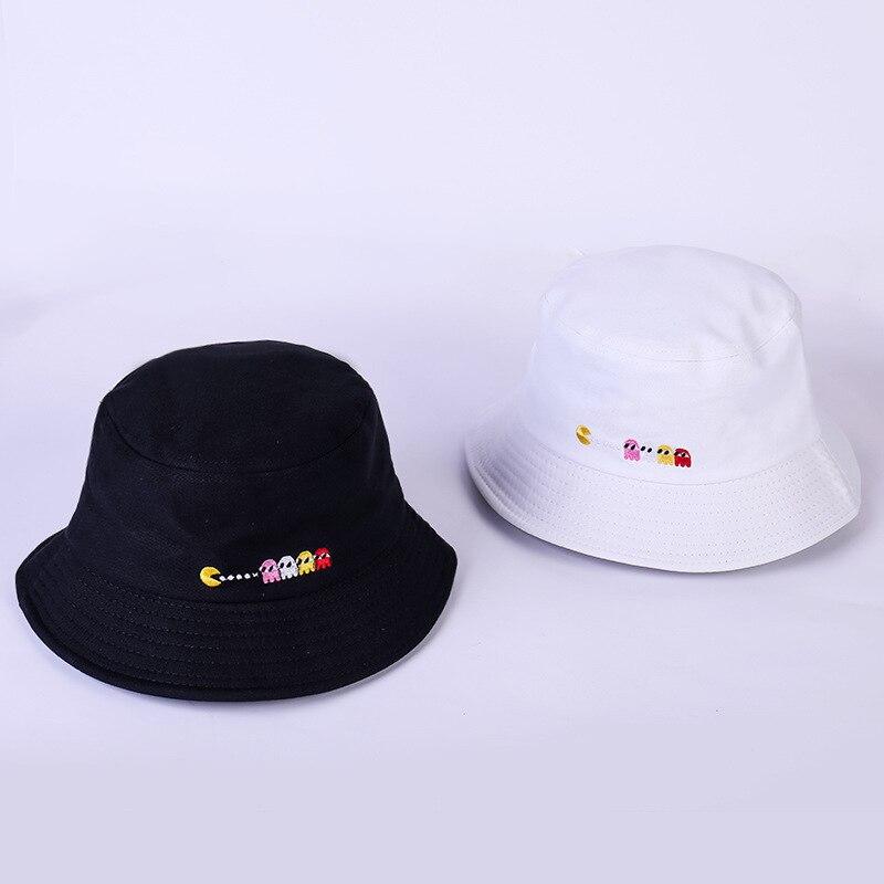 Новые брендовые летние шапки для женщин, мужские панамские складные шляпы-ведра, дизайнерские плоские солнцезащитные козырьки для рыбалки, рыбаков, бобов