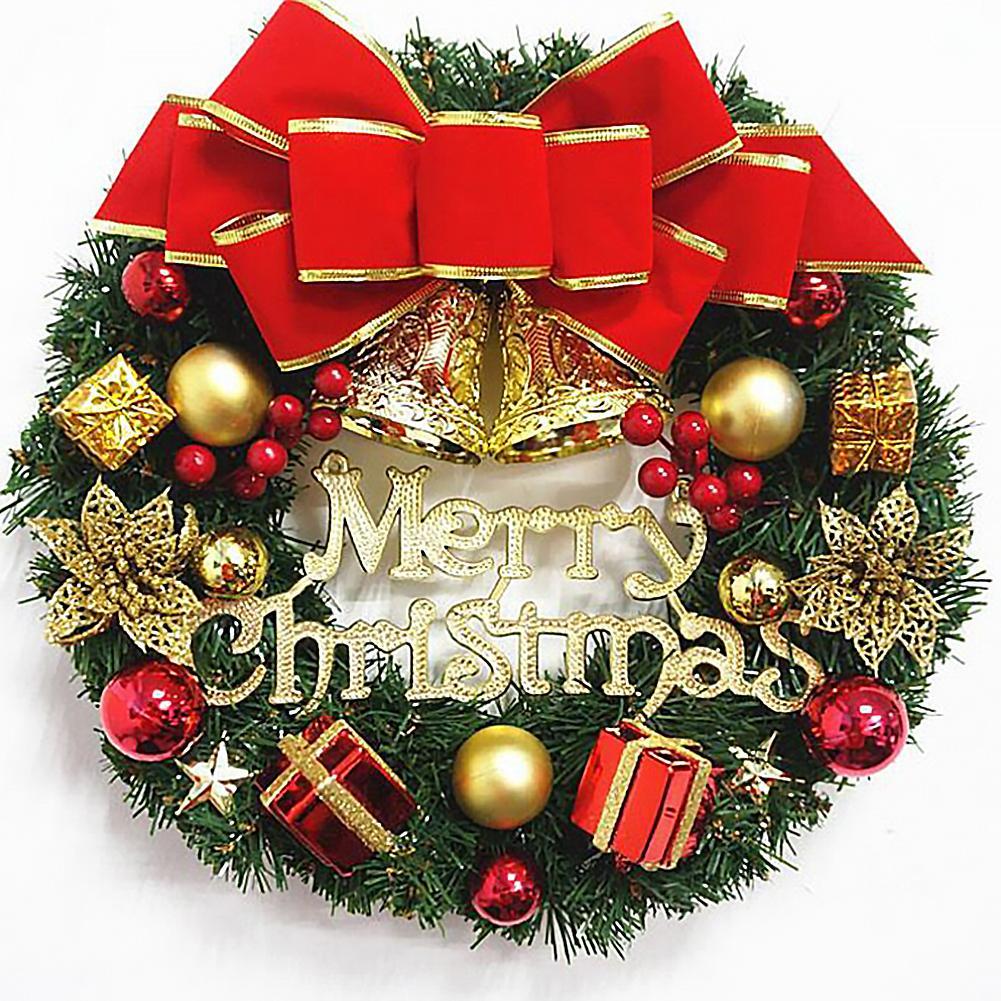 Fiesta Navidad artesanía naturaleza personal estrellas decoración guirnalda de Navidad con luces de cadena LED a batería