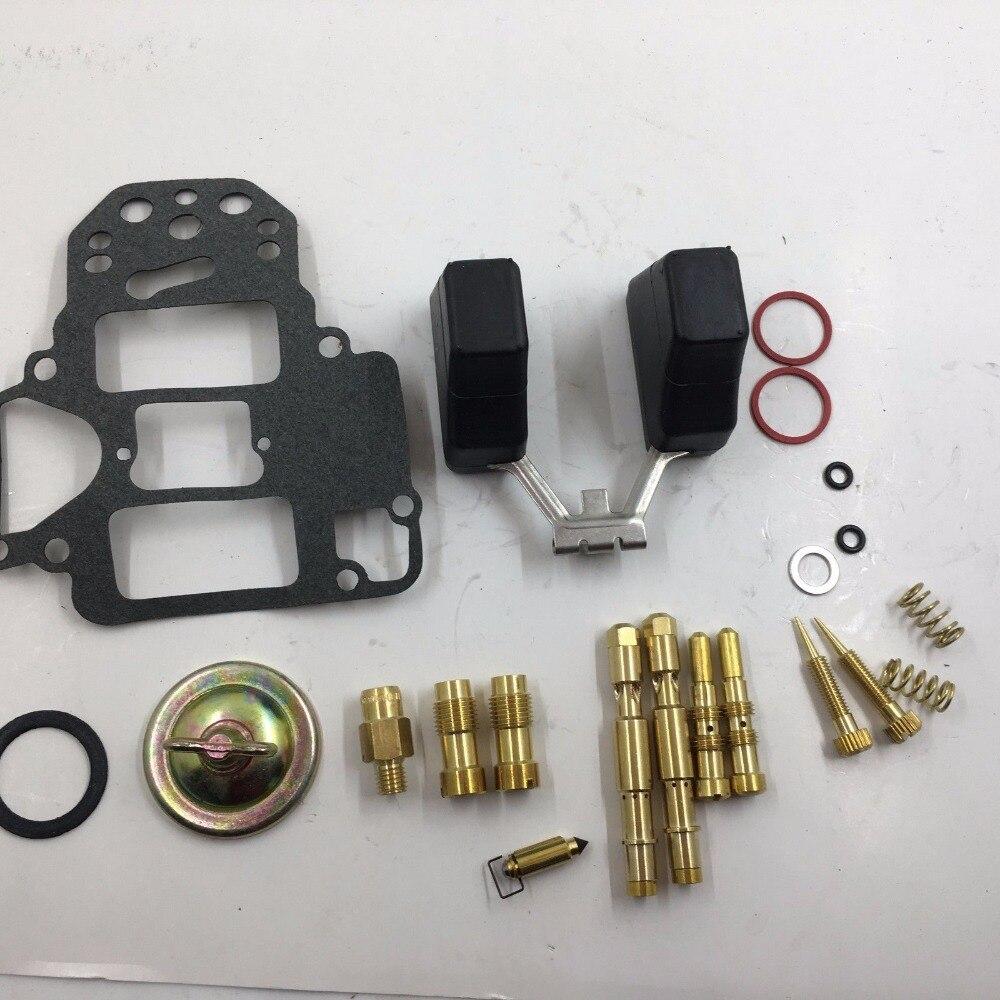 Kit de révision de carburateur SherryBerg carburateur kit réglé jeu de joints fajs Empi Weber 40-45mm DCOE 48-50mm DCO vergaser nouveau