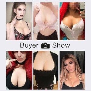 C-G Cup No-oil Silicone Breast Form Fake Boobs Crossdresser Breast Enhancer Soft Boobs Skin Transgender Queen Mastectomy Bra