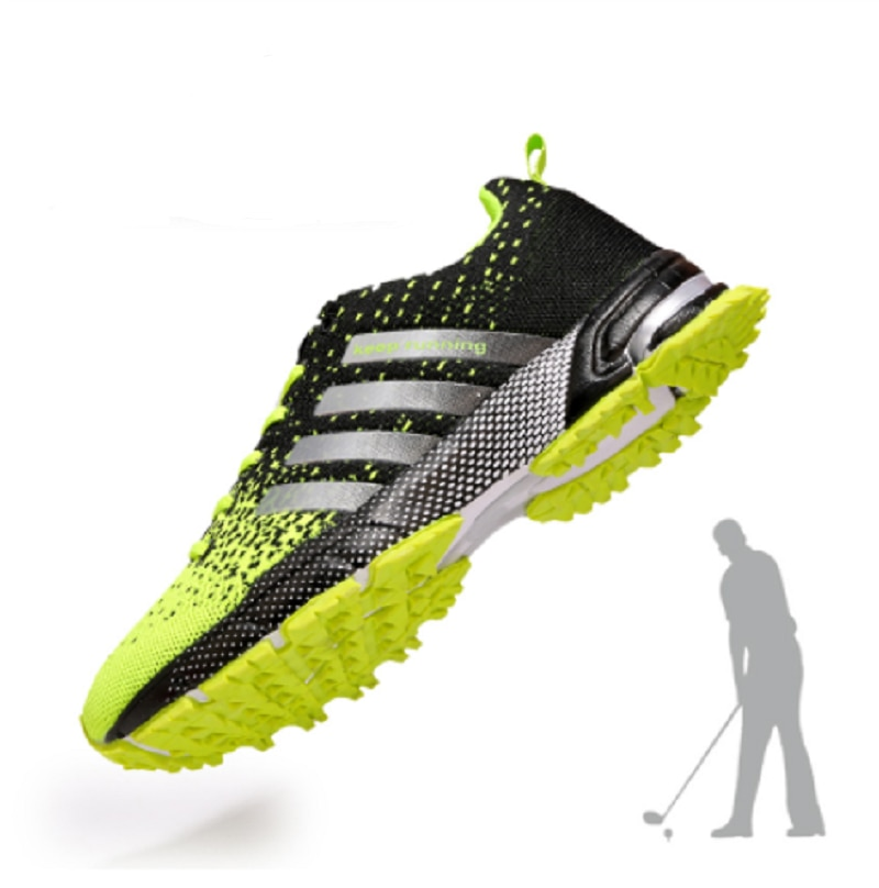 Non-slip New Men Women Professional Golf Shoes Breathable Golf Training Sneakers Big Size Outdoor Go
