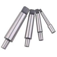morse tapper rod for drill clamp mt1 mt2 mt3 mt4 b10 b12 b16 b18 b22 cnc lathe drill machine self tightening drill chuck arbor