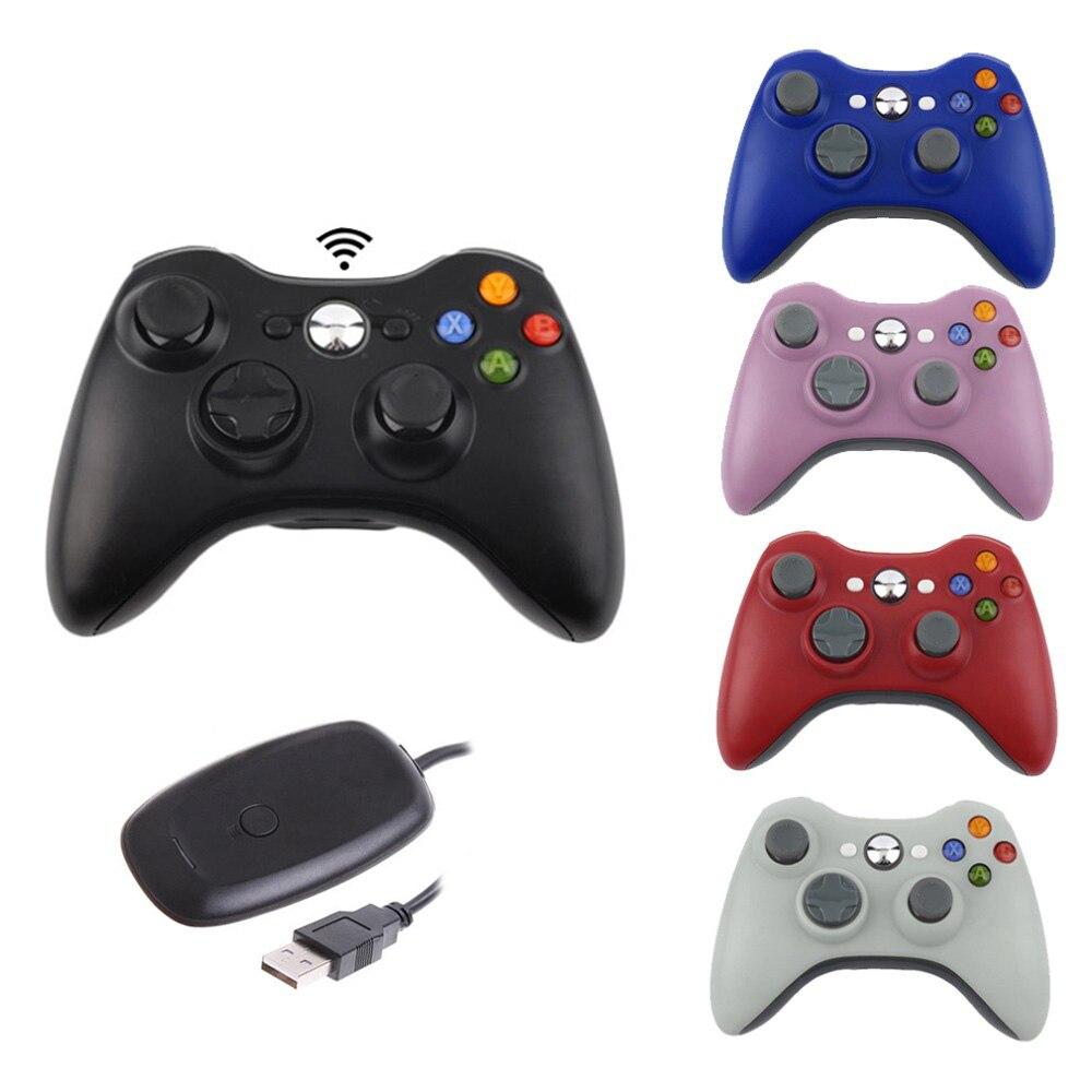 Wireless Joy Pad for Xbox 360 2.4G Controller Gamepad Joystick for Xbox360 Console Game Pads Gamepads for PC