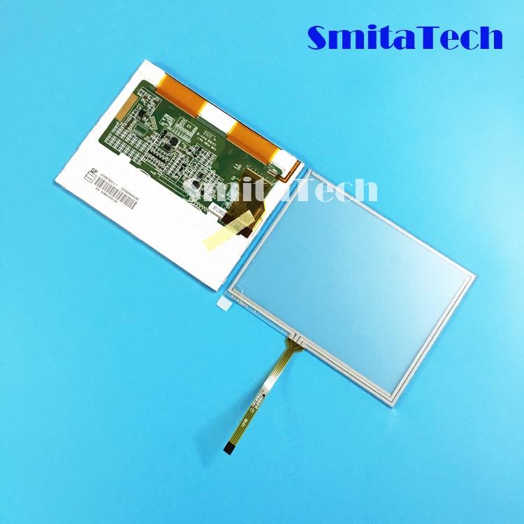 "AT056TN53 V.1 AT056TN53 V1 CK88 94V-Q 5,6 ""TFT LCD pantalla digitalizador y pantalla táctil 126mm * 98mm de panel"