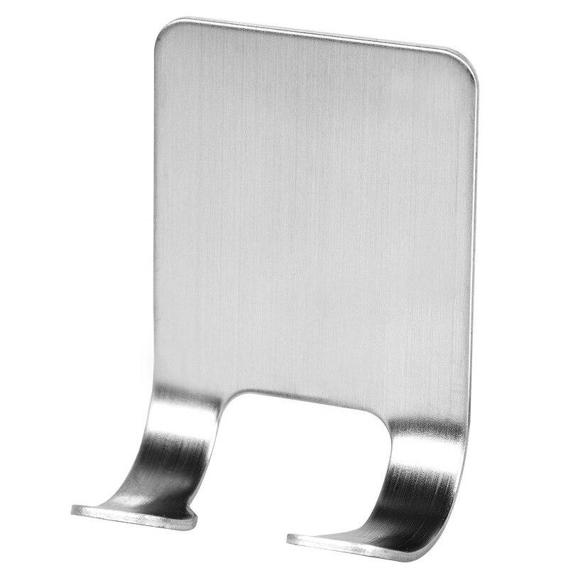 Nosač britve od nehrđajućeg čelika za muškarce, polica za - Organizacija i skladištenje u kući - Foto 3