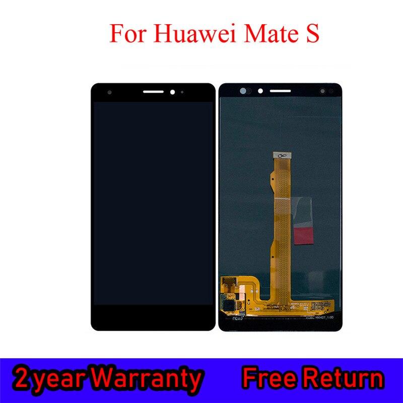 Reemplazo Original LCD para Huawei Mate S CRR-L09 amigos pantalla LCD de montaje de digitalizador con pantalla táctil partes