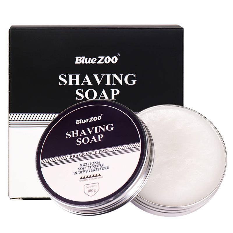 100g Professional Shaving Cream Shaving Soap Foaming Moisturizing Razor Barberin