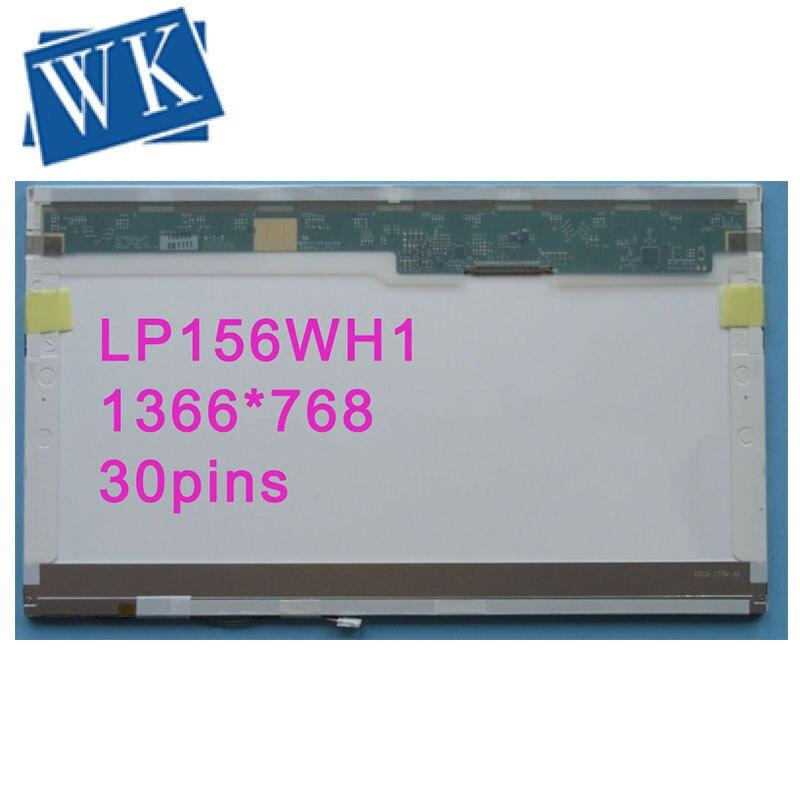 Frete Grátis B156XW01 N156B3 L01 LP156WH1 LTN156AT01 CLAA156WA01
