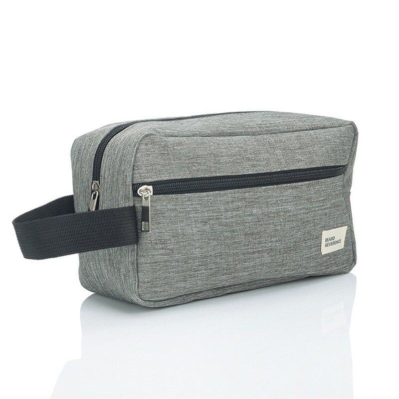 Cosmetic Bag Large Capacity Waterproof Handbag Women Portable Toiletry Wash Beauty Essential Makeup