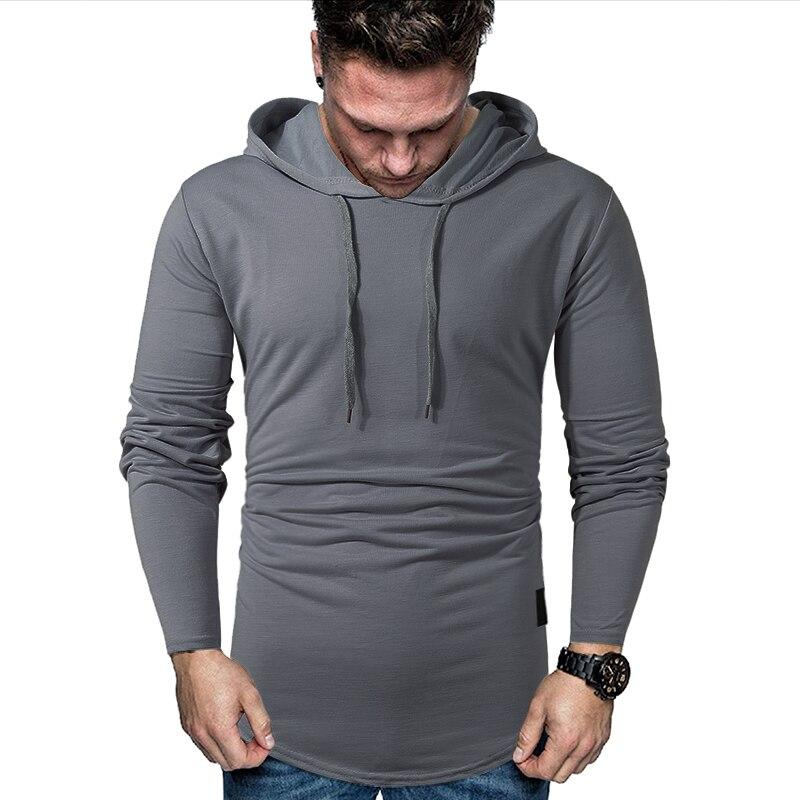 Mens Fleece Hoodies 2020 Autumn Winter Streetwear Hooded Sweatshirt Fashion Hoodie Casual hip hop New Men Tracksuit